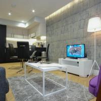 Birmingham City Center Luxury Apartment