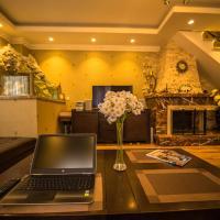 Smith's luxury villa in the center of tbilisi