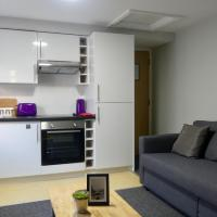 Apartment for 6 by Cathays Park, 24hr Checkin