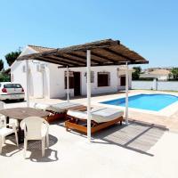 Villa con piscina y barbacoa. Villa Maria.