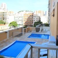 CaviRio Flat Botafogo c/ piscina