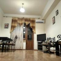 58 square meters in the heart of Yerevan