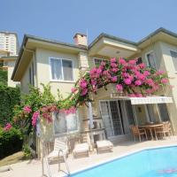 Gold City Private Pool Villa 3+1 with Free AquaPark