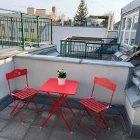 VIENNA City HIDEAWAY Roof-terrace Boxspring Nespresso