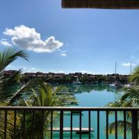 Eden Island Marina apt. with a jet ski, BBQ grill, WiFi, Sat TV and pool