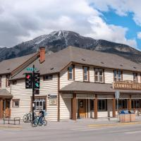 Canmore Hotel Hostel