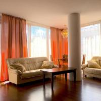Andrejsala pier apartment