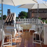 ToledoRooms,com Value - Puerta de Bisagra - Communal Terrace