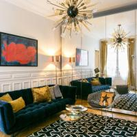 Spectacular flat for 2p close to Champs Elysées
