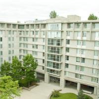 Simon Hotel at Simon Fraser University