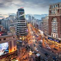Habitación en Madrid G