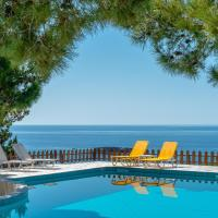 Apartment with amazing sea views and tranquil environment.