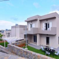 A Greatl 2 bedroom villa in Kounali, Crete with its own swimming pool