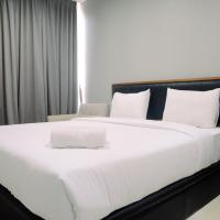 Luxurious 2BR Ciputra Wold 2 Apartment By Travelio