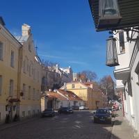 Modern apartment rent in Old Town of Tallinn