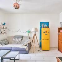 *Porte de Clichy* Apartment for 4 people