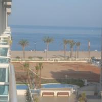 Apartamento 1º linea playa Parque Salinas