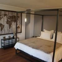 Dam's Crib modern loft luxury residential complex