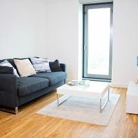 1 Bedroom Apartment in Media City, Salford Quays