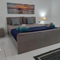 Perrone Apartment blue coral