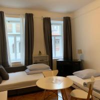 Modern City Apartment Vienna