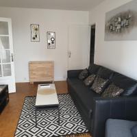 Appartement cosy Proche Paris / Stade de France