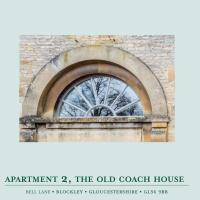 2 Old Coach House Blockley Apartment