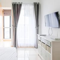 Studio Room at M-Town Residence near Summarecon Mall Serpong By Travelio