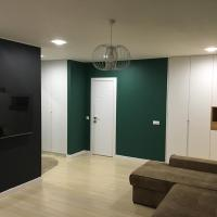 Green flat 110m