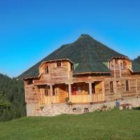 Dvokrevetna soba u Etno kući - Kamena Gora