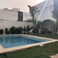 Charming Villa with pool Hammamet