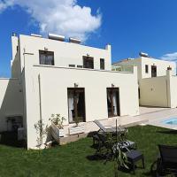 The villa of Europe in Crete
