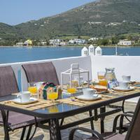 The Veranda of Gavrion-Exclusive, Centrally located with Seaview