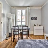 Cosy 22m² studio in the south of Paris - Convention