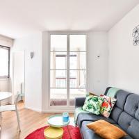 Appartement Montparnasse Jean Zay 4