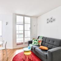 Appartement Montparnasse Jean Zay 5