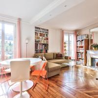 Amazing flat with a perfect location - 10ème arr.