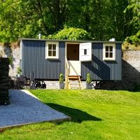 Borough Farm House Shepherds Hut