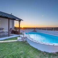 Fontana Luxury Villa Salakos With Pool Near Beach