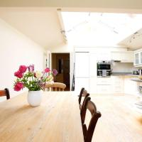 Stunning Period Townhouse - Central Oxford