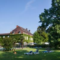 Hotel The Originals Hostellerie Château de la Barge