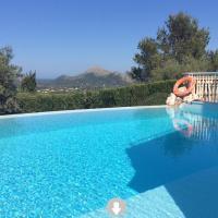 VILLA ORLANDO- Spectacular Villa stunning views.