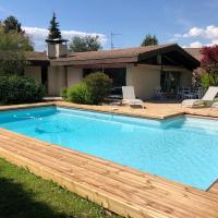 Plain pied villa