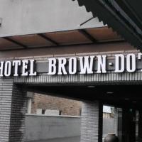 Brown-Dot Hotel Myeongji