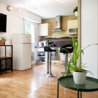 Chic appartement avec terrasse
