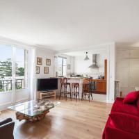 Modern apartment close to Roland-Garros, Parc des Princes and Paris XVI