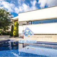 Villa Cal Aragai (España Vilanova i la Geltrú) - Booking.com