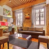 Appartement Le Sathonay - proche Place des Terreaux
