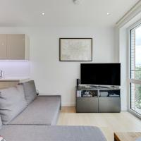 Stunning 1 Bed Apartment w/ balcony near Elephant and Castle