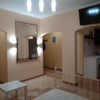 Apartment on Dachnaya 19/1 near ZOO